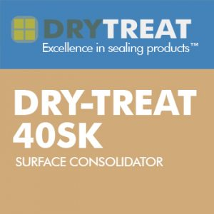 18.9 LTR Dry Treat 40 SK Surface Consolidator