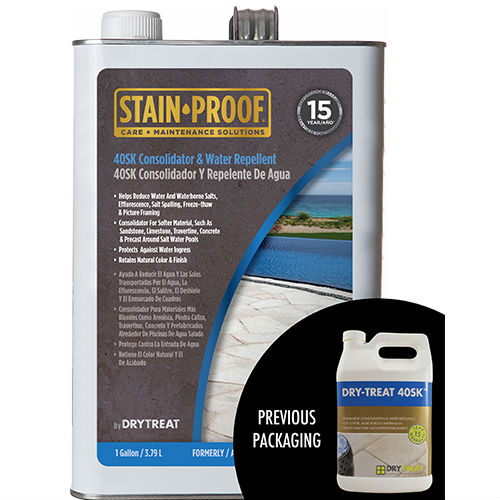 3.79 LTR STAIN PROOF 40 SK SPECIAL PRICE ($/unit)