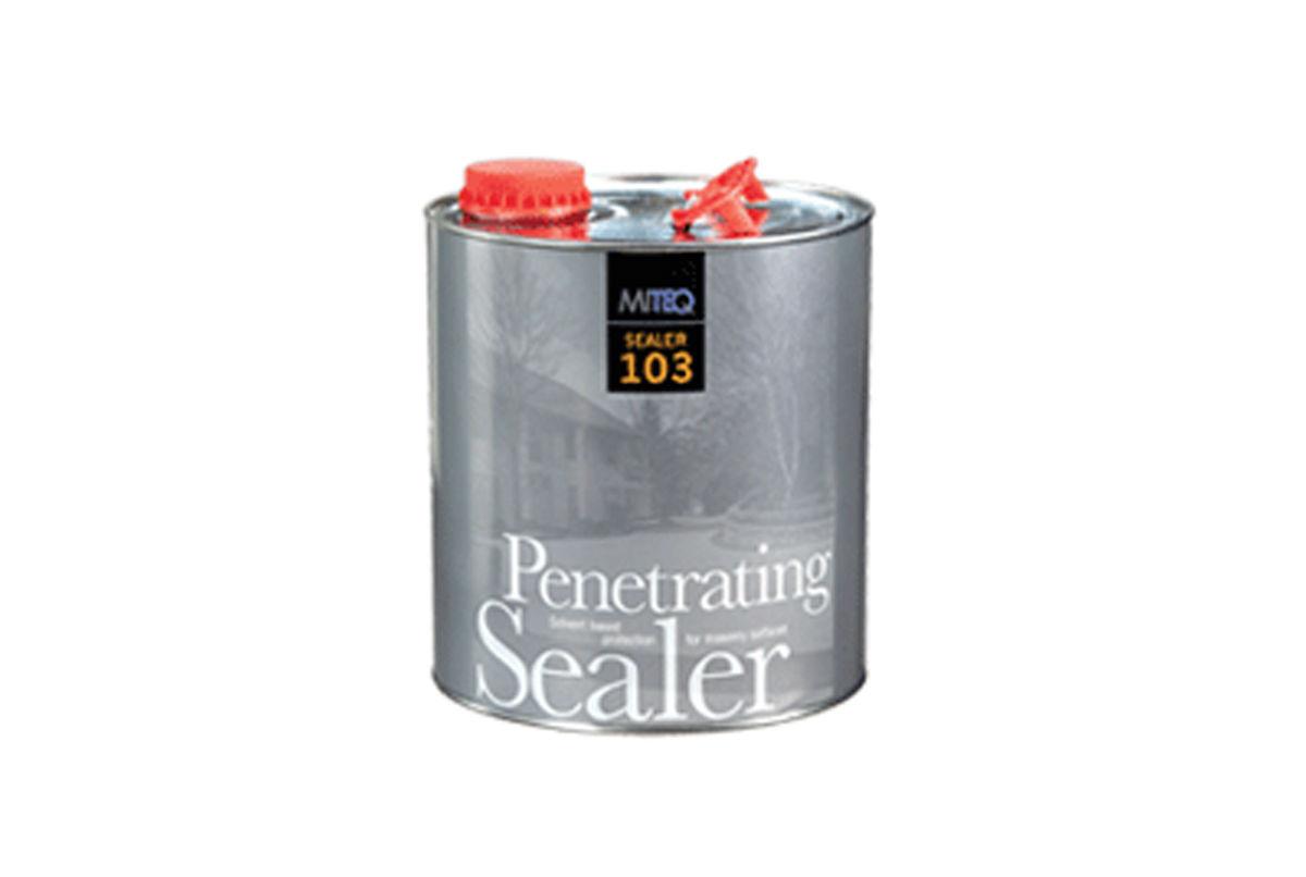 4 LTR MITEQ PENETRATING SEALER 103 ($/unit)