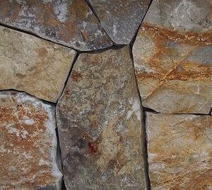 Newport Drystone Walling Sample