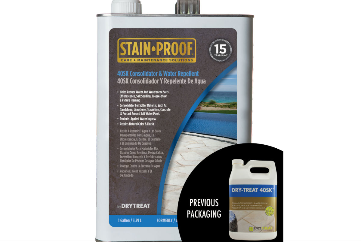 18.9 LTR STAIN PROOF 40 SK SPECIAL PRICE ($/unit)