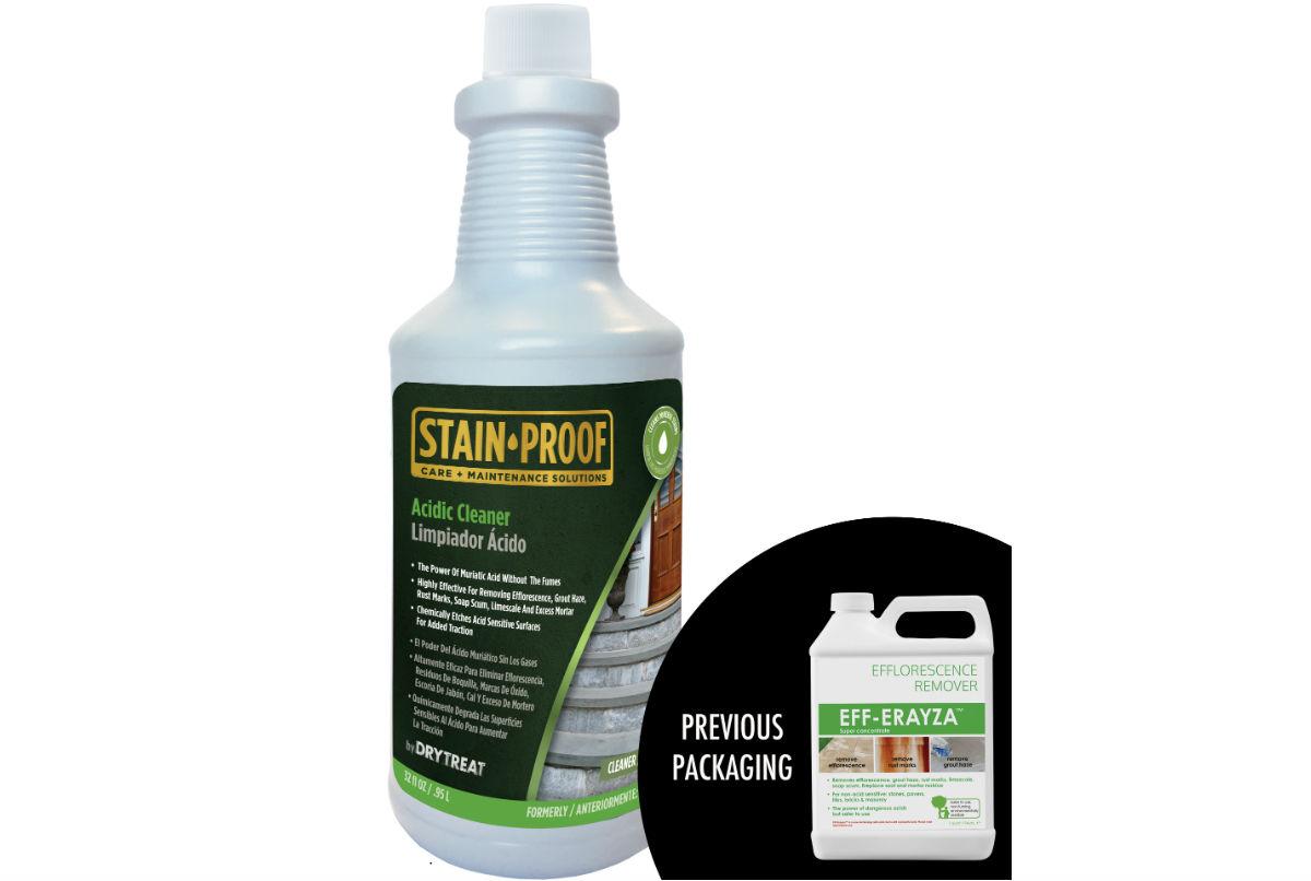 946 ML STAIN PROOF ACIDIC CLEANER ($/unit)